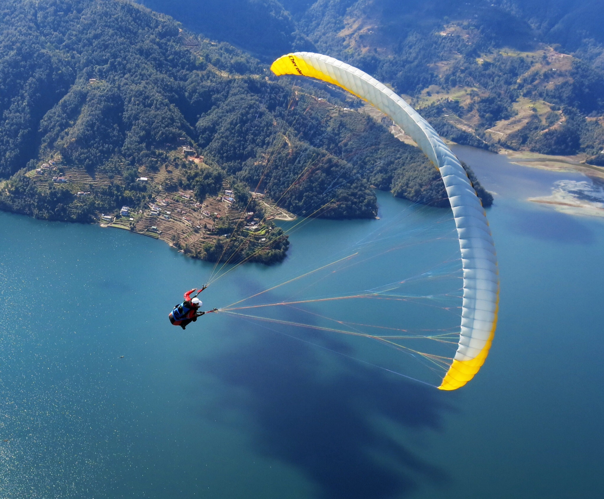 Paragliding – Hotel Buttercup